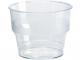 Plastglas 10cl 50st/rör