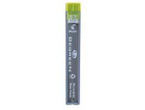 Stift Pilot Begreen 0,7 HB 12st/tub