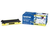 Toner Brother TN130Y gul