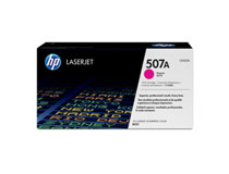 Toner HP Color LJ 507A magenta