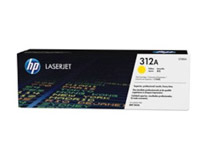 Toner HP CF382A 2,7k yellow