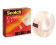 Tejp Scotch klar 19mmx33m