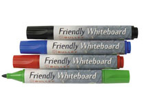 WB-penna Friendly konisk 4st/set
