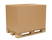 Pallbox 780x580x700mm 10st/fp