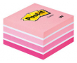 Post-it kub 76x76 Intensive Pink