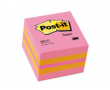 Post-it minikub 2051 51x51 Pink