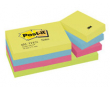 Post-it 653 38x51 Energy Rainbow 12st/fp
