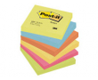 Post-it 654 76x76 Energy Rainbow 6st/fp