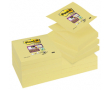 Z-block Post-it SS 76x76 gul 12st/fp