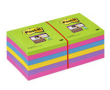 Post-it SS 76x76 Rainbow 12st/fp