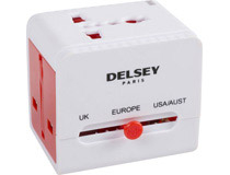 Reseadapter USB Delsey