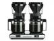 Kaffebryggare dubbel Moccamaster KBG744 AO svart