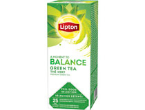 Te Lipton Green Tea 25st/fp