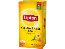 Te Lipton Yellow Label 25st/fp