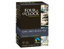 Four O´clock Svart te Four O´Clock Eko Earl Grey 16st/fp