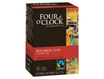 Four O´clock Rött te Four O´Clock Eko Rooibos Chai 16st/fp