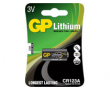 Batteri GP Photo Lithium CR123A Foto