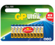 Batteri GP Ultra Plus Alkaline AAA/LR03 10st/fp
