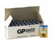 Batteri GP Ultra Plus Alkaline AA/LR6 40st/fp