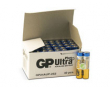 Batteri GP Ultra Plus Alkaline AAA/LR03 40st/fp