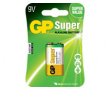Batteri GP Super Alkaline 9V/6LF22