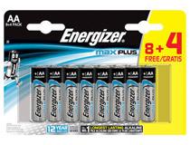 Energizer Batteri Energizer Max Plus AA 12st/fp