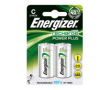 Batteri Energizer Recharge Power Plus C/HR14 2st/fp