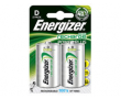 Batteri Energizer Recharge Power Plus D 2st/fp