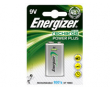 Batteri Energizer Recharge Power Plus 9V