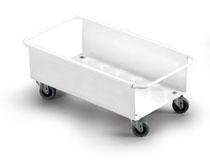 Durable Vagn för 1st tunna 60l
