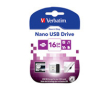 USB Verbatim Store´n´Stay Nano 2.0 16GB