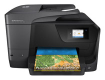 Bläckstråleskrivare HP OfficeJet Pro 8710 e-All-in-One