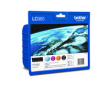 Bläckpatron Brother LC985V Value Pack CMYK