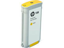 Bläck HP No 728 Gul 130ml