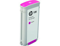 Bläck HP No 728 Magenta 130ml