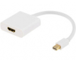 Mini DisplayPort-HDMI 4K 0,2m