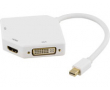 Mini DisplayPort - DVI/HDMI/VG