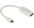 HDMI-adapter mini DisplayPort 0,2m