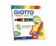 Tuschpennor Giotto Turbo 12st/fp