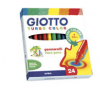 Tuschpennor Giotto Turbo 24st/fp