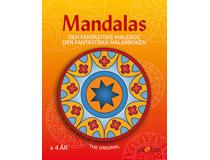 Övrigt Målarboken Mandalas 4 år