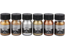 Metallicfärg Art Metal 6x30ml