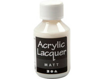 Akryllack matt 100ml