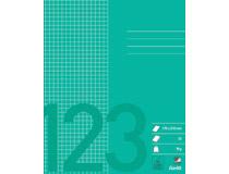 Räknehäfte Bantex rutat 17x21cm grön 20st fp debd1358b02a2