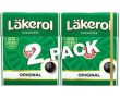 Läkerol Original 2-pack