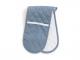 Grytlapp Grant vit/blå
