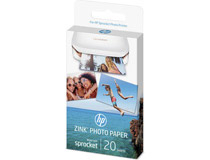 Fotopapper HP Sprocket 20st/fp