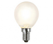 LED-lampa Frosted Filament klot E14 P45 450lm-4W