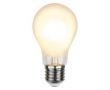 LED-lampa Frosted Filament normal E27 A60 750lm-7W