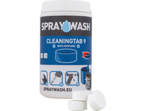 Rengöringstablett Spraywash Cleaningtab 9 14st/fp